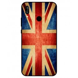 Huawei P20 Lite Vintage UK Case