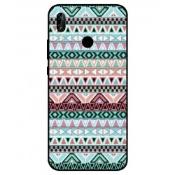 Huawei P20 Lite Mexican Embroidery Cover
