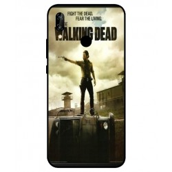 Huawei P20 Lite Walking Dead Cover