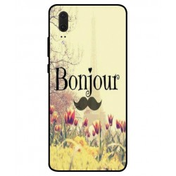 Huawei P20 Hello Paris Cover