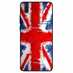 Huawei P20 UK Brush Cover