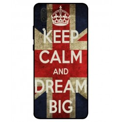 Huawei P20 Keep Calm And Dream Big Cover