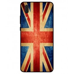 Huawei P20 Vintage UK Case