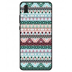 Coque Broderie Mexicaine Pour Huawei P20