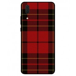 Coque Broderie Suédoise Pour Huawei P20